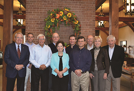 Board of Directors Sauder Village