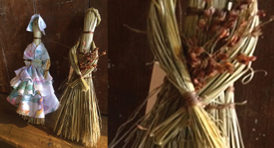 Broom-Dolls