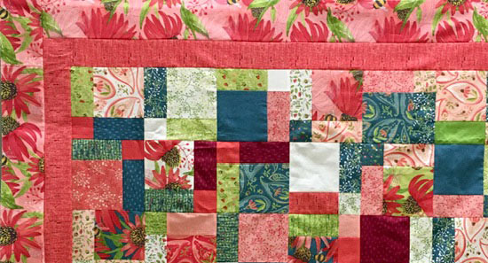 Disappering-nine-patch-quilt-section