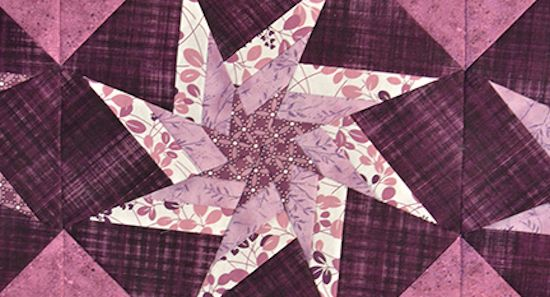 Runners with Angles Quilt Class small