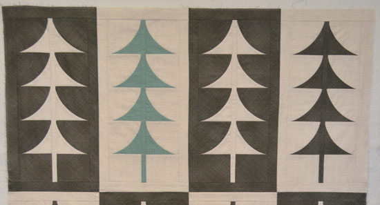 Oh Christmas Tree Quilt Class