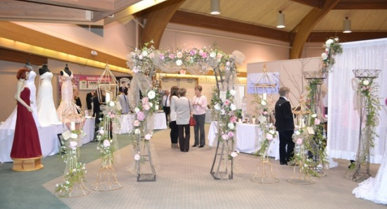 bridal show founders hall