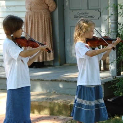 Fiddle Contest