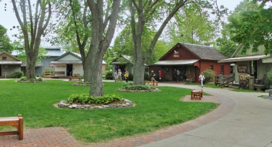 giving tuesday northwest ohio village green