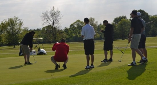 Tee it up For Education Golf Tournament