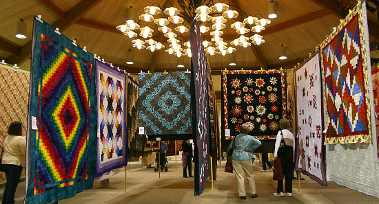 Quilt Show Members Night