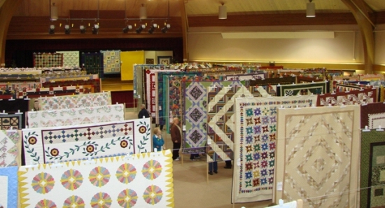 quilt show workshops founders hall