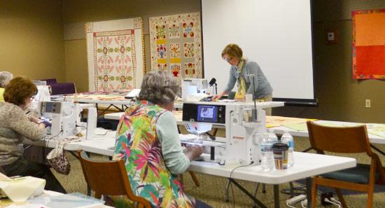 Quilt Show Workshops