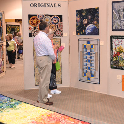 Rug Hooking Week 2016 Exhibit