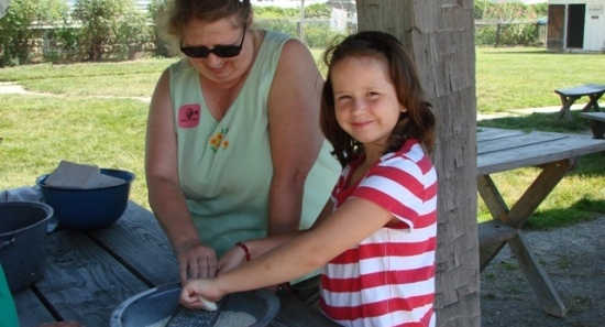grate soup hands-on activity summer on the farm