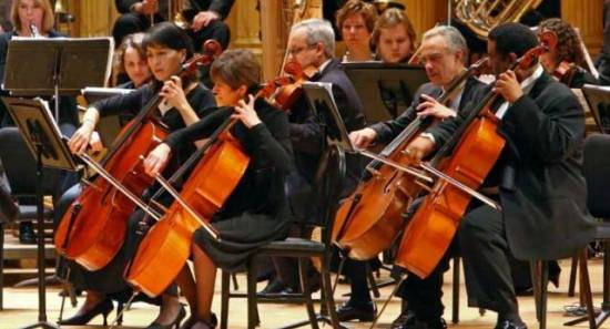 toledo symphony concert in founders hall