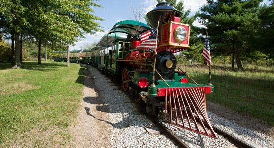 Train-event