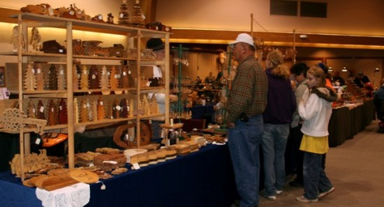 woodcarvers show and sale in founders hall