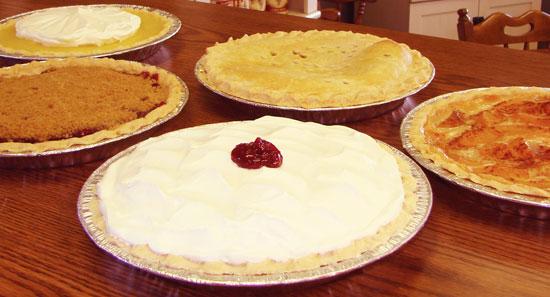 Doughbox Bakery Pies