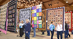 Quilt Show Exhibit Highlight