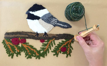 Punchneedle-Rug-Hooking-In-Progress-Amy-Oxford