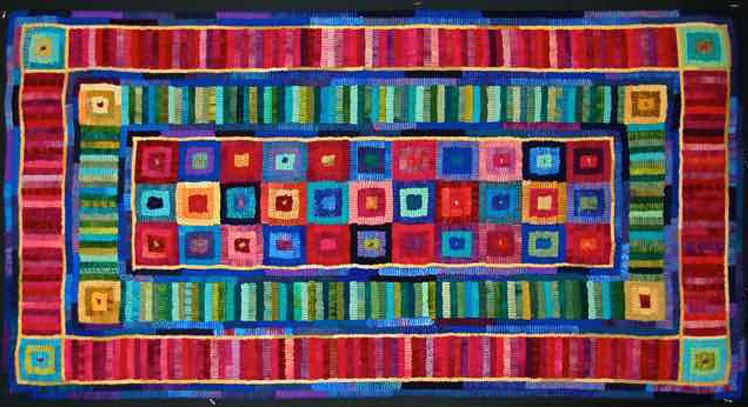 Colorful-boxes-hooked-rug