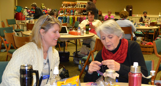Knitting and Fiber Arts Retreat