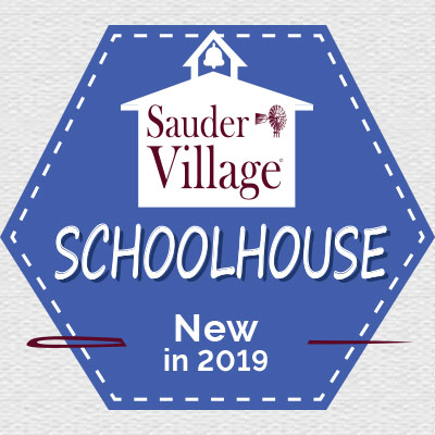 SauderVillageSchoolhouse