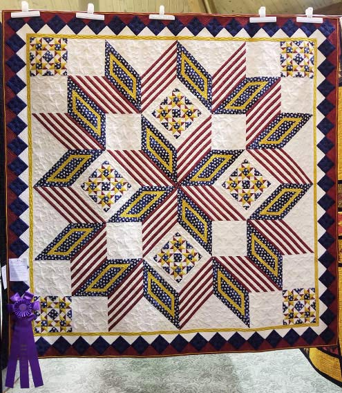 2018 Quilt Show Award Winners