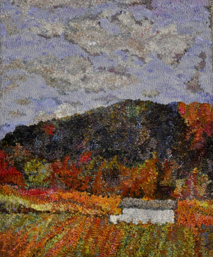 Molly-Colegrove-hooked-rug-Fall-scenic
