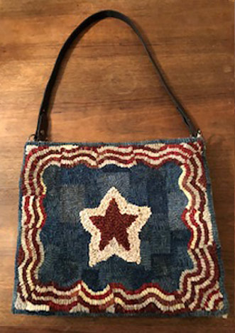 Sarah-Bechler-hooked-purse-with-star