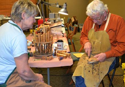 Woodcarvers Show & Sale