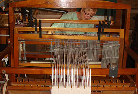 Weaving Shop