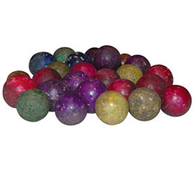 Clay Marbles
