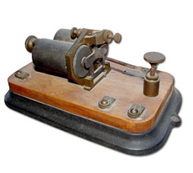 Telegraphy Machine