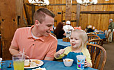 Father-with-child-at-Barn-Restaurant