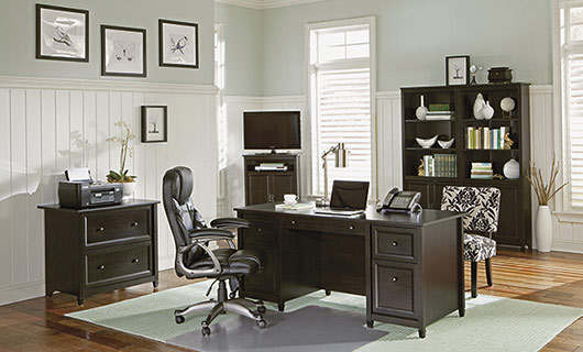 Attractive Office Furniture Sauder