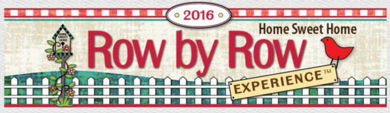 Row by Row Experience 2016 logo