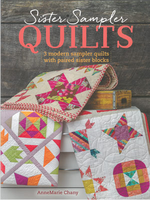Sister Sampler Quilts book