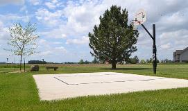 Basketball Campground
