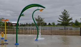 Splashpad Campground