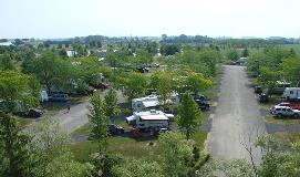 Campground Sauder Village