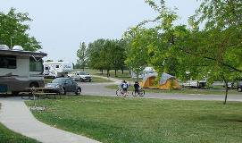 Campground Sauder Village1