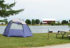 Purple-tent-at-lil-lake-Erie