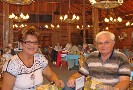 Seniors Barn Restaurant