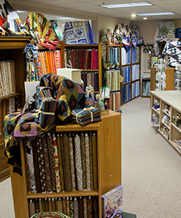 Threads Of Tradition Quilt Shop
